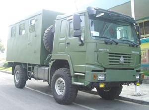 workshop truck