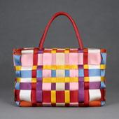 fashion colorful handbags