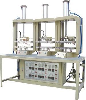 kv 168c c 3 triplet bra cup molding machine