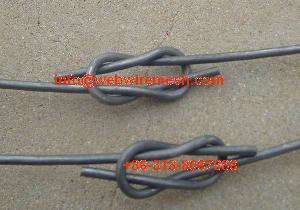 ungalvanized quick link bale ties