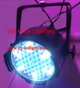 led par 64 cans light 60x3watt rgbwa