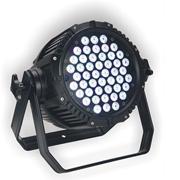 outdoor par 64 led light 3 watt 48pcs tri rgb