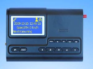 gps lcd bus advertisement system vga ntsc pal unlimited monitors