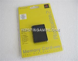 8mb memory card 8mo sony ps2 8m eu