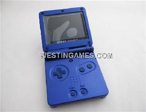 game boy gameboy sp consoles blue colors