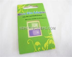 micro sim adapter cellphone apple iphone ipad
