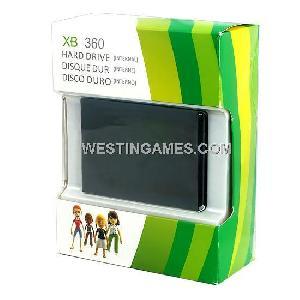 250gb hard disk drive hdd microsoft xbox 360 slim