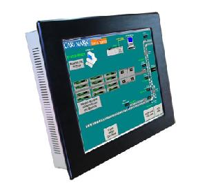 17 inches lcd industrial touch panel pc iec 617p
