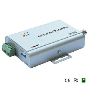 1 ch active video transmitter fs 4401s cat5 utp cctv balun