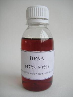 2 hydroxyphosphonocarboxylic acid hpaa