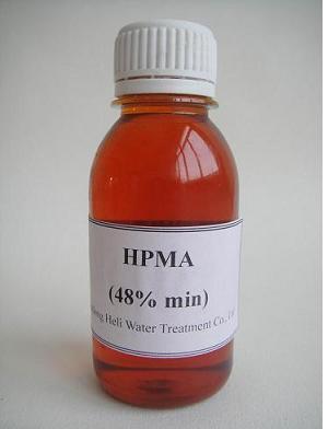 hydrolyzed polymaleic anhydride hpma