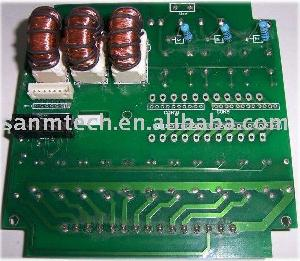 supplier pcba led pcb board assembly multilayer remote control