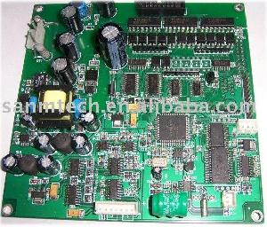 supplier pcba power amplifier circuit board led pcb assembly gps dvd