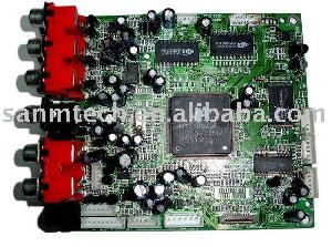 pcba supplier energy meter led driver circuit board pcb assembly