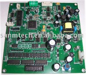 pcba tv circuit board contract manufacturing assembly subcontractor