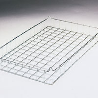 stacking wire tray