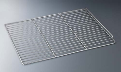 stainless steel baking grid 60cm x 40cm