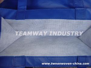 recycled pet stitchbond non woven laminated bags