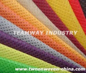 recycled polyester rpet spunbond nonwoven fabric