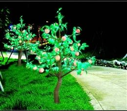 holiday led tree light