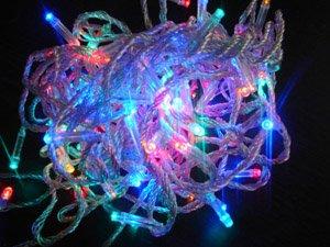 colorful led christmas light