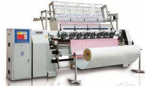 computerized lock stitch multi needle quilting machinehy 94 3 hy 128