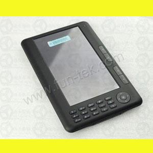 7 tft lcd ebook reader ereader c paper fm mp4 1gb up 16g