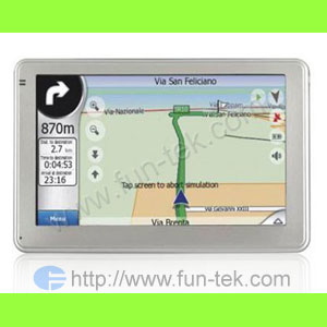 map 5 0 gps navigation mp3 mp4 fm transmitter 2gb