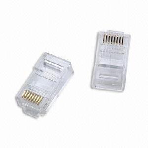 cat5e utp 8p8c plug 500v ac withstanding voltage