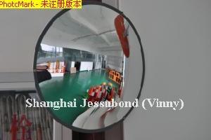 anti theft convex mirror