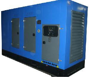 generator steel enclosures