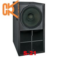 subwoofer speaker power amplifier pro audio