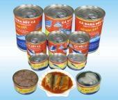 canned fish sardine mackerel tuna