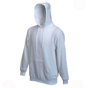 fleece hooded shirt