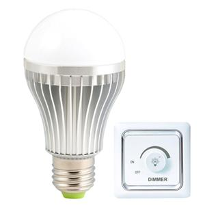 5w g60 dimmable led bulb