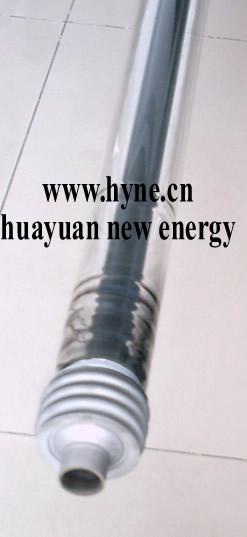 temperature vacuum tube collector
