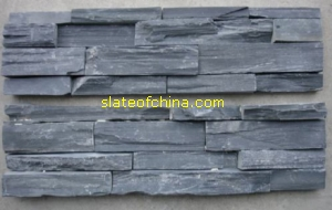 slate ledge stone slates veneer panel culture wall cladding