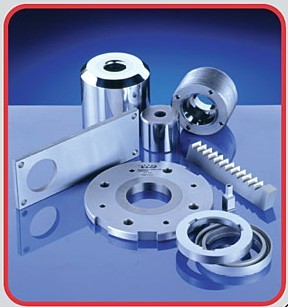 carbide components