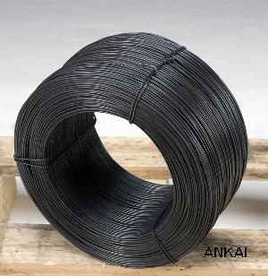 annealed wire coils baling grass alambre recocido en bobinas para enfardar pasto
