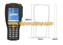 industrial pda hf handheld reader dl730