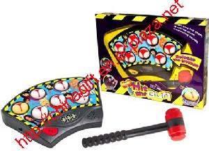 hit bum stress relieving electronic game toy
