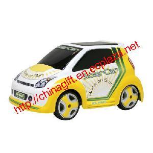 bright 1 18 radio control solar car