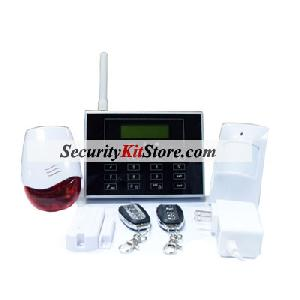 touch screen gsm alarm