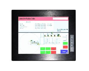 17 inches lcd touch screen panel monitor iec 617