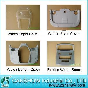 sporting watch cover plastic injection odm