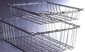 autoclave wire basket