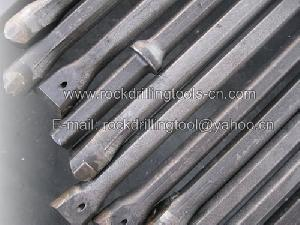 hex 22 x 108 shank drill rods
