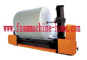 cutter foam machine equipment cutting plastics