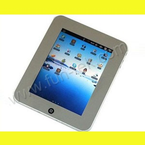 8 touch screen google andriod 1 6 tablet pc mid wifi mp3 2g 16g tf card umpc