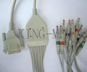 schiller 10 ekg cable